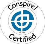 Conspire! Certified Seal