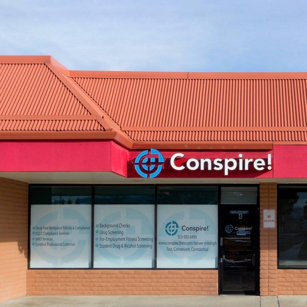 Conspire! Denver Mile High Office Building